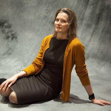A escritora Jennifer Egan Foto: MARCELLO MENCARINI / Leemage