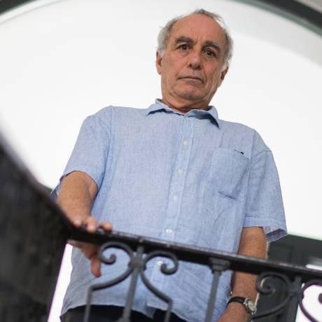 Cineasta Julio Bressane Foto: divulgação / Divulgação
