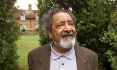 O escritor V.S. Naipaul: Nobel de Literatura em 2011, autor morreu no sábado, dia 11 Foto: Chris Ison / AP