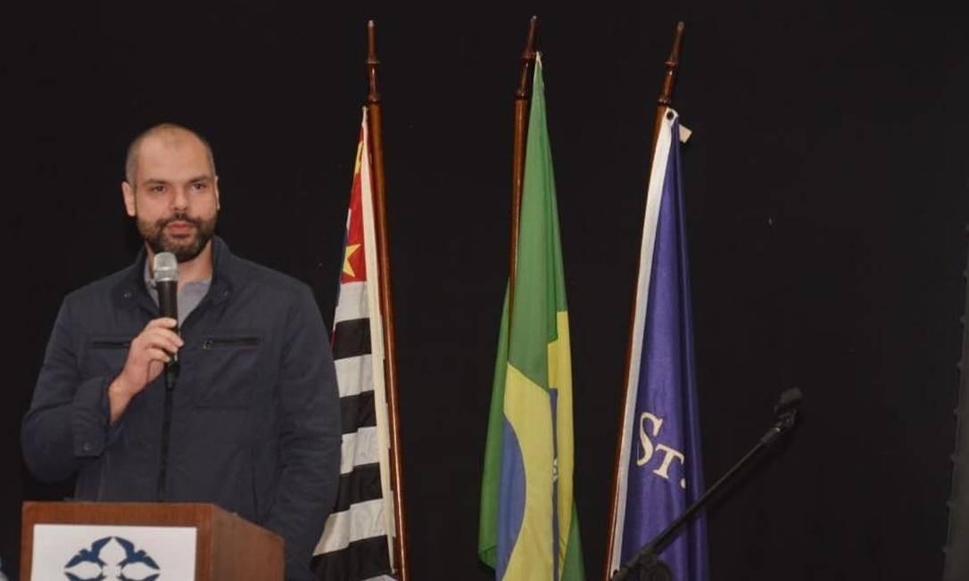 Bruno Covas, prefeito de São Paulo Foto: Reprodução / Facebook