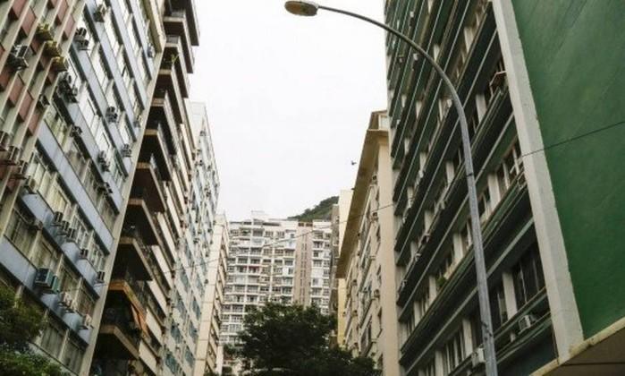 Caixa vai leiloar mais de mil imóveis só no Rio Foto: Marcos Ramos / Agência O Globo