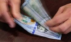 Dólar, a moeda oficial dos Estados Unidos Foto: Roberto Moreyra/Agência O Globo