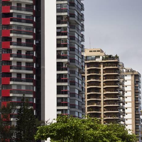 Barra é o maior devedor de IPTU da cidade do Rio Foto: Mônica Imbuzeiro/Agencia O Globo