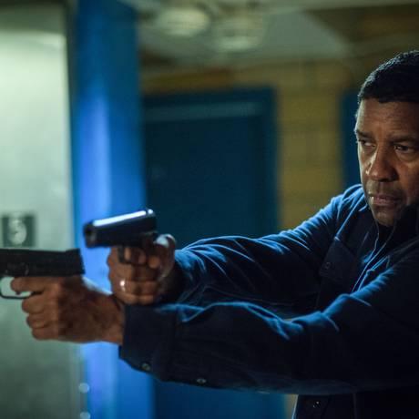 Denzel Washington em 'O protetor 2' Foto: Glen Wilson/divulgação