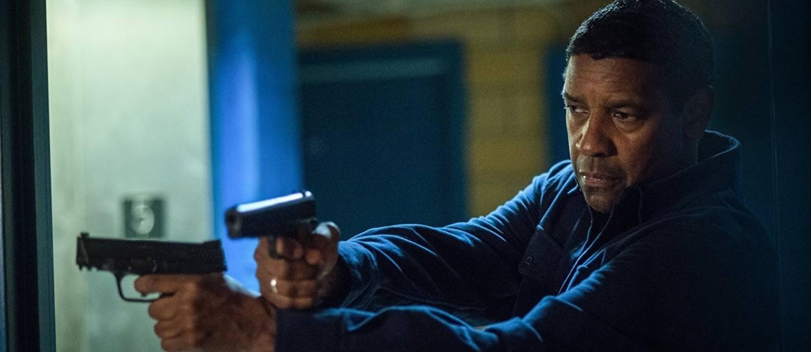 'O protetor 2': Denzel Washington confere credibilidade a personagem Foto: Divulgação