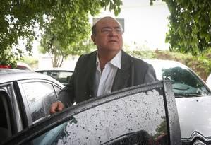 O ex-deputado Candido Vaccarezza pode ser preso se não pagar fiança de R$ 1,5 milhão Foto: Marcos Alves