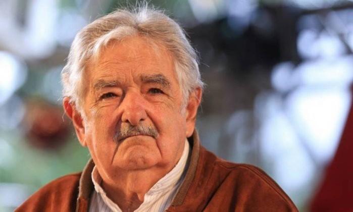 O ex-presidente do Uruguai Pepe Mujica Foto: Parceiro / Agência O Globo
