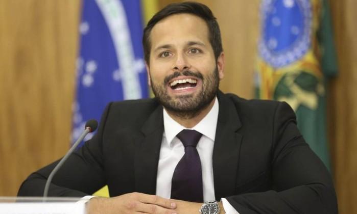 O ex-ministro Marcelo Calero Foto: Fabio Rodrigues Pozzebom / Agência Brasil