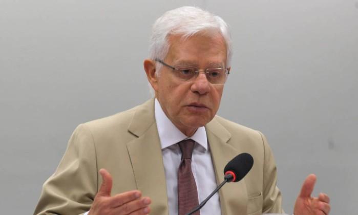 O ministro de Minas e Energia, Moreira Franco Foto: Antonio Cruz/Agência Brasil / nome do fotografo/Agência Bras