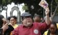 Tarcísio Motta (PSOL), candidato ao governo do Rio Foto: Pablo Jacob / Pablo Jacob