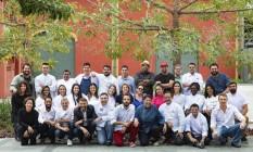 Chefs que estarão presentes no Rio Gastronomia Foto: Ana Branco / Agência O Globo