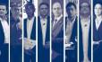 Candidatos ao governo do Rio de Janeiro