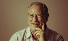 O candidato do PDT à Presidência, Ciro Gomes Foto: Leo Martins / Agência O Globo