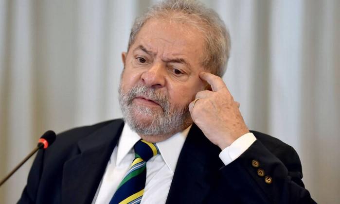 O ex-presidente Lula Foto: Nelson Almeida / AFP