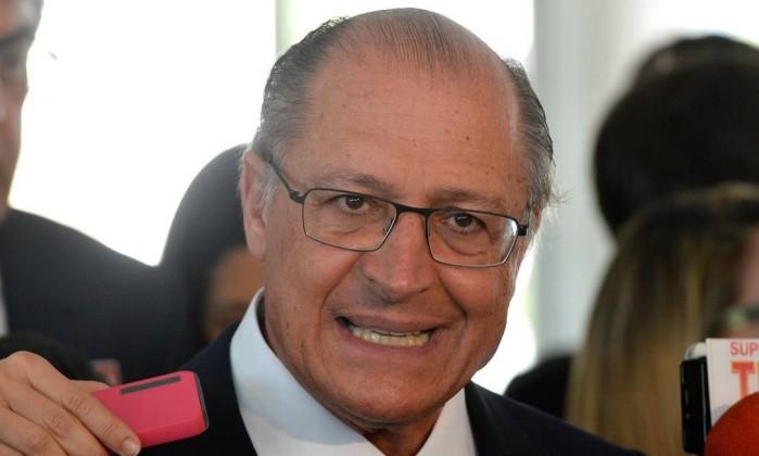Geraldo Alckmim Foto: Agência Brasil