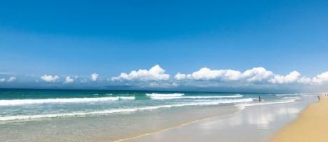 Comporta tem praias de águas gélidas (16°C no verão) Foto: Divulgação