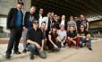 Ao todo, serv£o 5 palcos, 34 apresentavßvµes, 60 artistas e 14h de festa. No repertv=rio, mv?sicas black, rap, pop, rock, funk, trance, brazilian bass, house, techno e tribal, entre outros estilos. Vamos fotografar os produtores, os organizadores e algumas das atravßvµes. Entre eles, o trio de produtores Cabbet (principal), Marco, e Christian; os realizadores Jov£o Marcelo Arraes; Fabio Brandv£o; Carlos Casanova; e as atravßvµes Flow e Zeo, Pedro Piu, Renato Bastos e Rodrigo Foto: Brenno Carvalho / Agência O Globo
