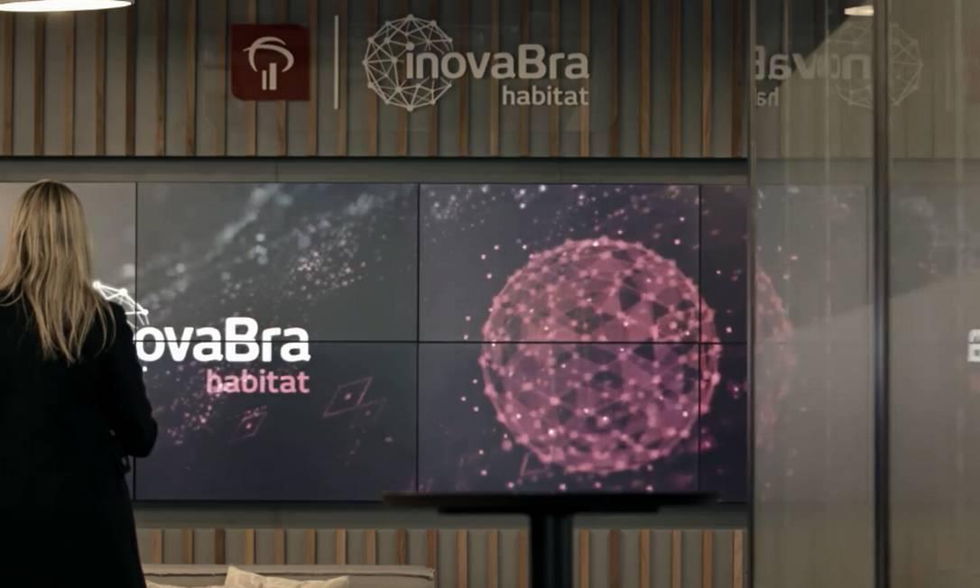Ambiente inovador no inovaBra habitat