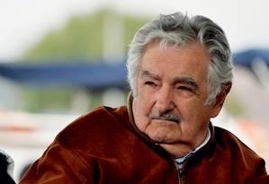 O ex-presidente uruguaio José