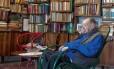 Aos 97 anos, Jacó Guinsburg acaba de publicar um livro de poesias, coroando uma carreira brilhante de autor e editor