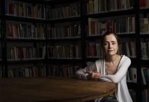 A professora e antropóloga Débora Diniz Foto: Diego Bresani / Agência O Globo