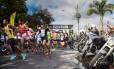 Corredores na etapa da Run & Burn de Belo Horizonte, sediada em 2017. Foto: Divulgação