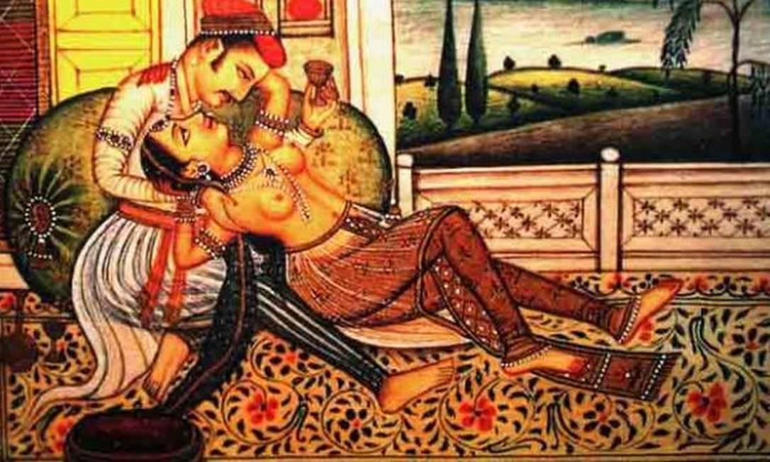 Desconstruindo o tabu: a prática milenar do pomparismo traz incontáveis benefícios para a sexualidade feminina Foto: Reprodução da internet