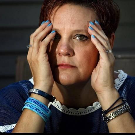 Dianne Grossman defende que escolas sejam mais preparadas Foto: . / Arquivo Pessoal