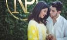 Priyanka Chopra e Nick Jonas Foto: Instagram / Priyanka Chopra