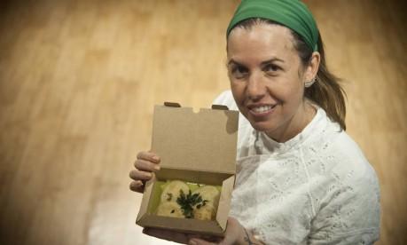 O Capim Santo, da chef Morena Leite, está pela primeira vez no evento Foto: Adriana Lorete / Agência O Globo