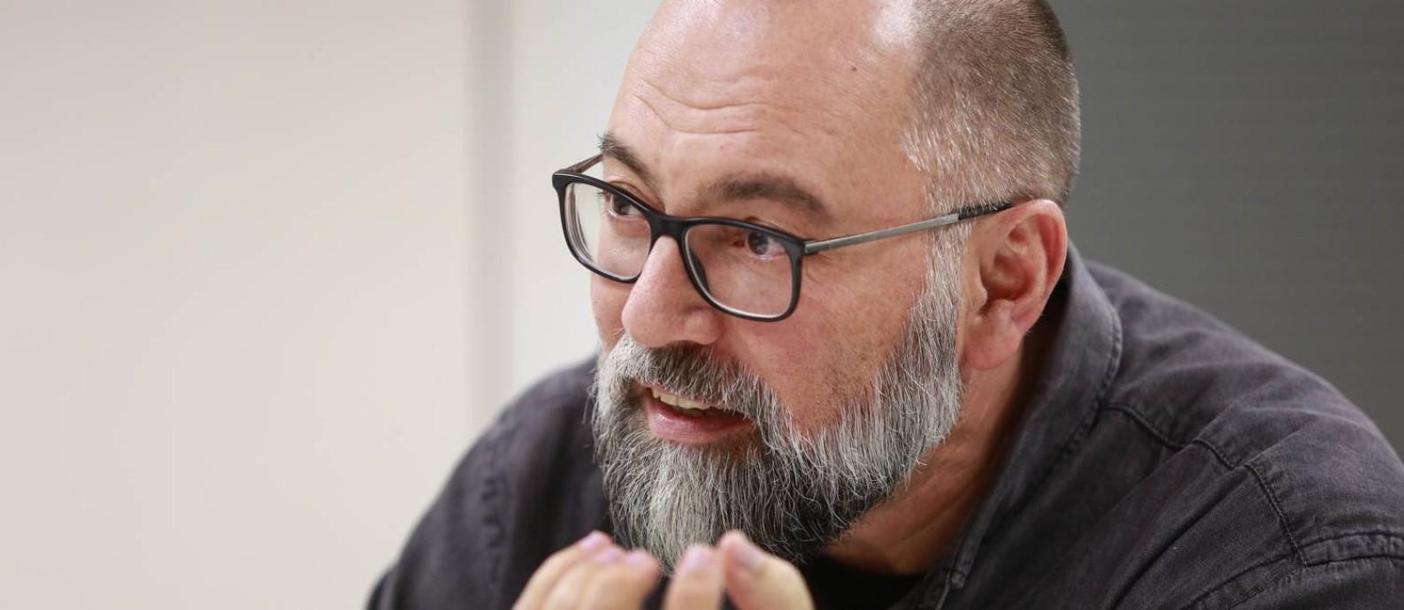 O economista Ricardo Henriques, do Instituto Unibanco Foto: Marcos Ramos / Agência O Globo