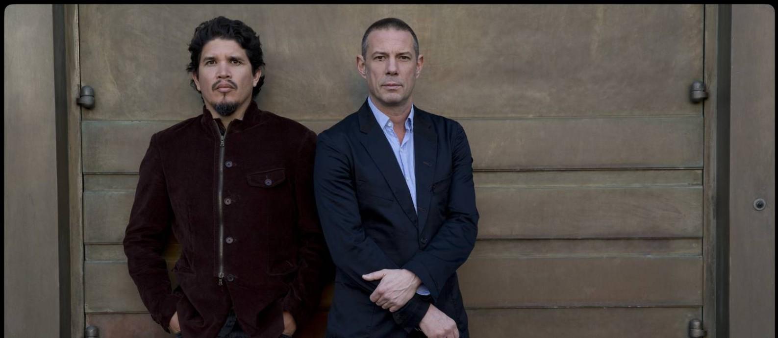 A dupla americana Thievery Corporation, uma das influenciadas pela bossa nova Foto: Andrzej Liguz / Divulgação