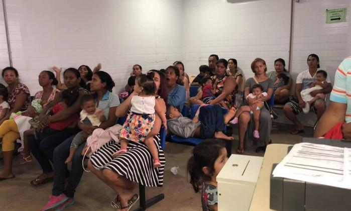 Hospital Infantil em Boa Vista Foto: Reprodução / Reprodução