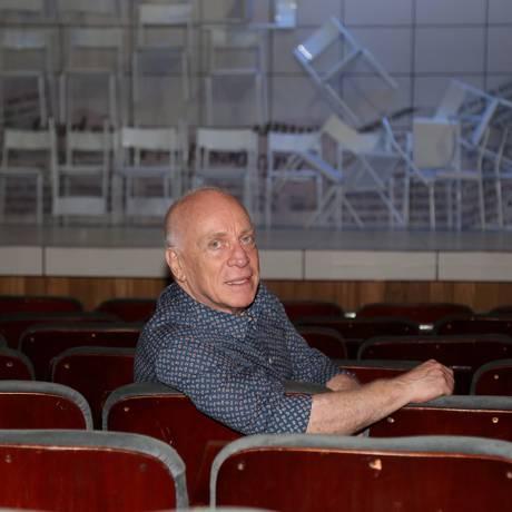 Ary Coslov, diretor de 'Meus duzentos filhos' Foto: Marcos Ramos / Agência O Globo
