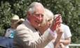Príncipe Charles, em julho de 2018 Foto: Chris Jackson / Getty Images