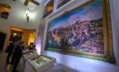 """Exposição """"Arte e História nas Coleções Públicas Paulistas"""", em cartaz no Palácio dos Bandeirantes Foto: Divulgação"""