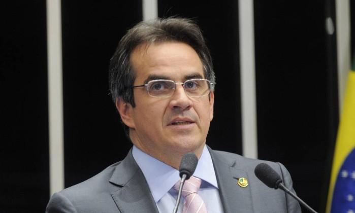 O senador Ciro Nogueira Foto: Moreira Mariz / Moreira Mariz/Agência Senado