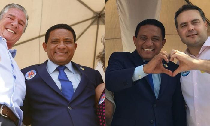 Prefeito do interior alagoano assediado por candidatos ao governo do estado Foto: Reprodução