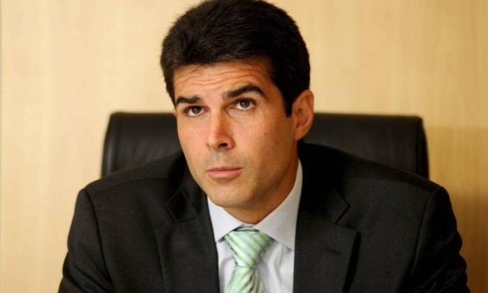 O candidato do MDB ao governo do Pará, Helder Barbalho Foto: Ruy Baron / Agência O Globo