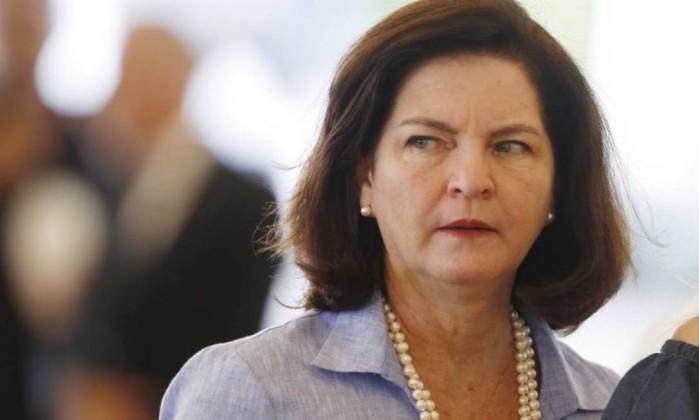 A procuradora-geral da República, Raquel Dodge Foto: Michel Filho / Agência O Globo
