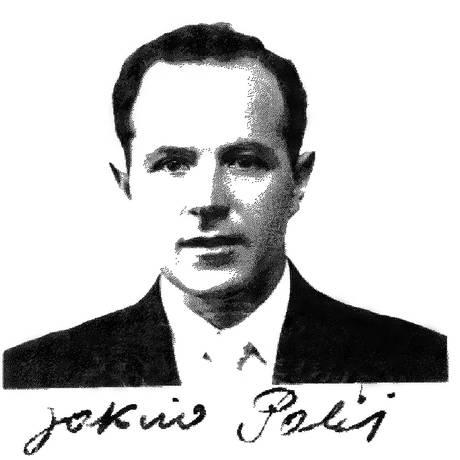 Jakiw Palij em 1957: ex-guarda da SS esteve no campo de Trawniki, onde foram mortos 6 mil judeus no dia 3 de novembro de 1943 Foto: - / AFP