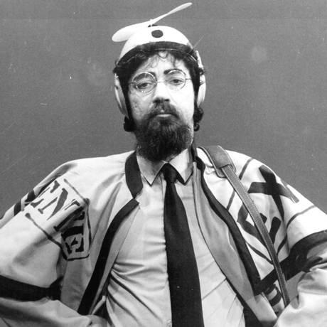 Raul Seixas foi encontrado morto em seu apartamento no dia 21 de agosto de 1989 Foto: Divulgação