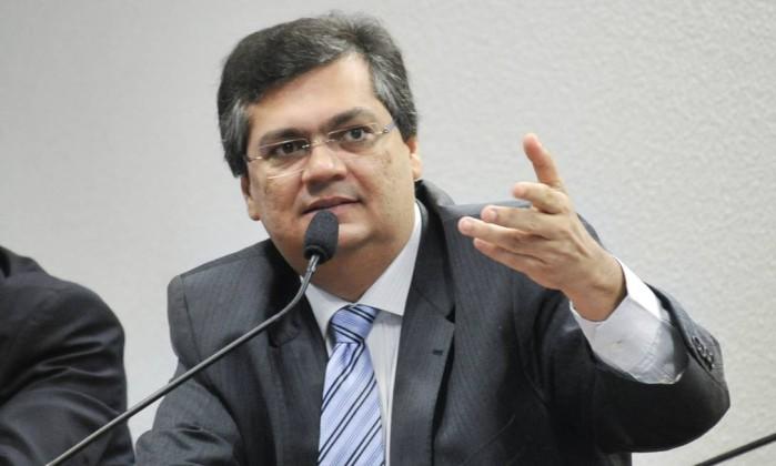 Presidente do Instituto Brasileiro de Turismo, Flávio Dino participa de audiência sobre o aumento excessivo das tarifas aéreas em determinados períodos do ano Foto: Geraldo Magela / Agência Senado
