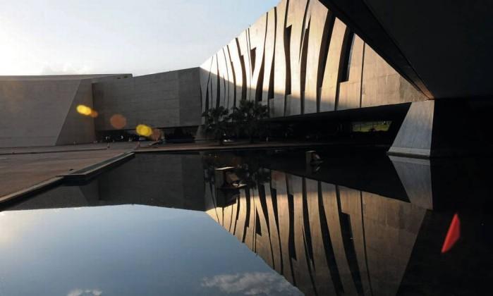 Sede do STJ,em Brasília Foto: Divulgaçao / STJ