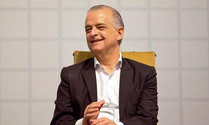 O governador de São Paulo Márcio França Foto: Bruno Rocha / Estadão Conteúdo