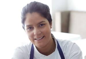 A chef paranense Manu Buffara Foto: Divulgação / Divulgação