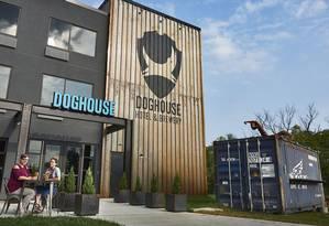 DogHouse, em Columbus, Ohio Foto: Divulgação/BrewDog