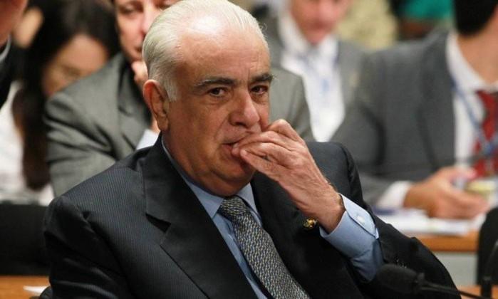 O ex-ministro Antônio Carlos Rodrigues (PR) Foto: Ailton de Freitas / Agência O Globo
