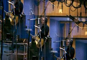 O músico inglês Paul McCartney Foto: Divulgação