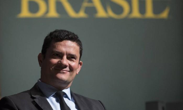 O juiz Sergio Moro Foto: Edilson Dantas / Agência O Globo